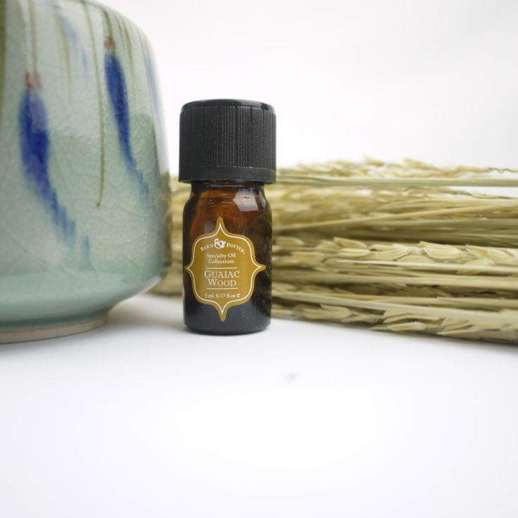 Oil of guaiac is a fragrance ingredient used in soap and perfumery.