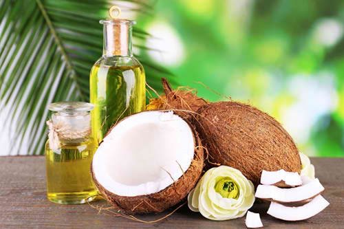Coconut oil for hair growth works miracle. It promotes hair growth, relieve coarse hair and make it shine. Use coconut oil for hair growth for that star-like hair!